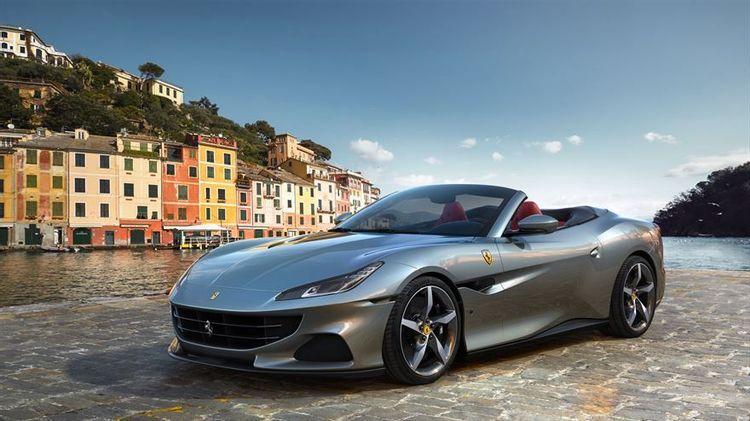 Ferrari Portofino M gets unveiled