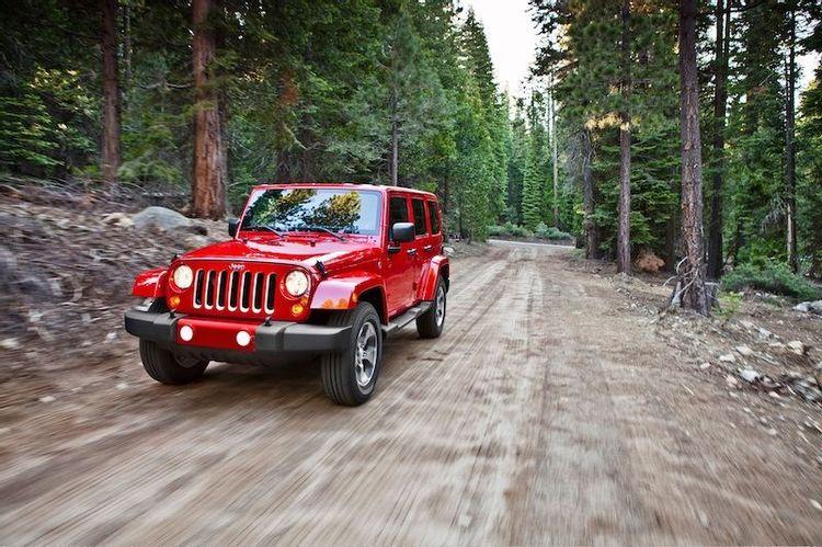 Driven: Jeep Wrangler Unlimited 2.8CRD Sahara
