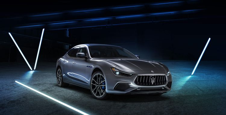 The new Ghibli Hybrid: Maserati's first-ever electrified vehicle