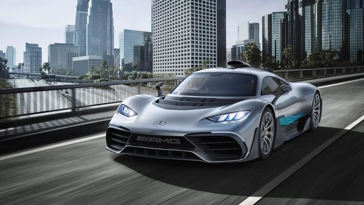 Mercedes-AMG Project ONE:Testing reaches an exciting phase
