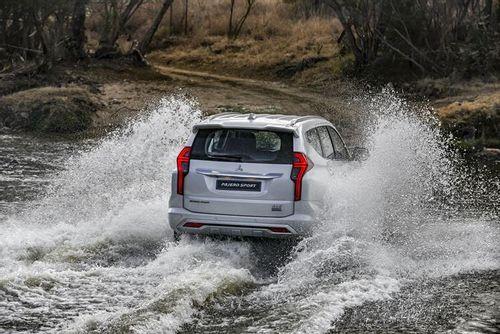 Mitsubishi releases new Pajero Sportin SA