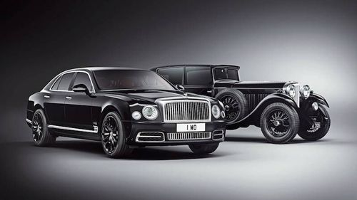 A-LISTER - Mulsanne W.O. Edition by Mulliner