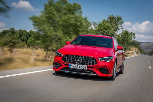 Mercedes launches the new AMG A 45 S 4MATIC and CLA 45 S 4MATIC in South Africa